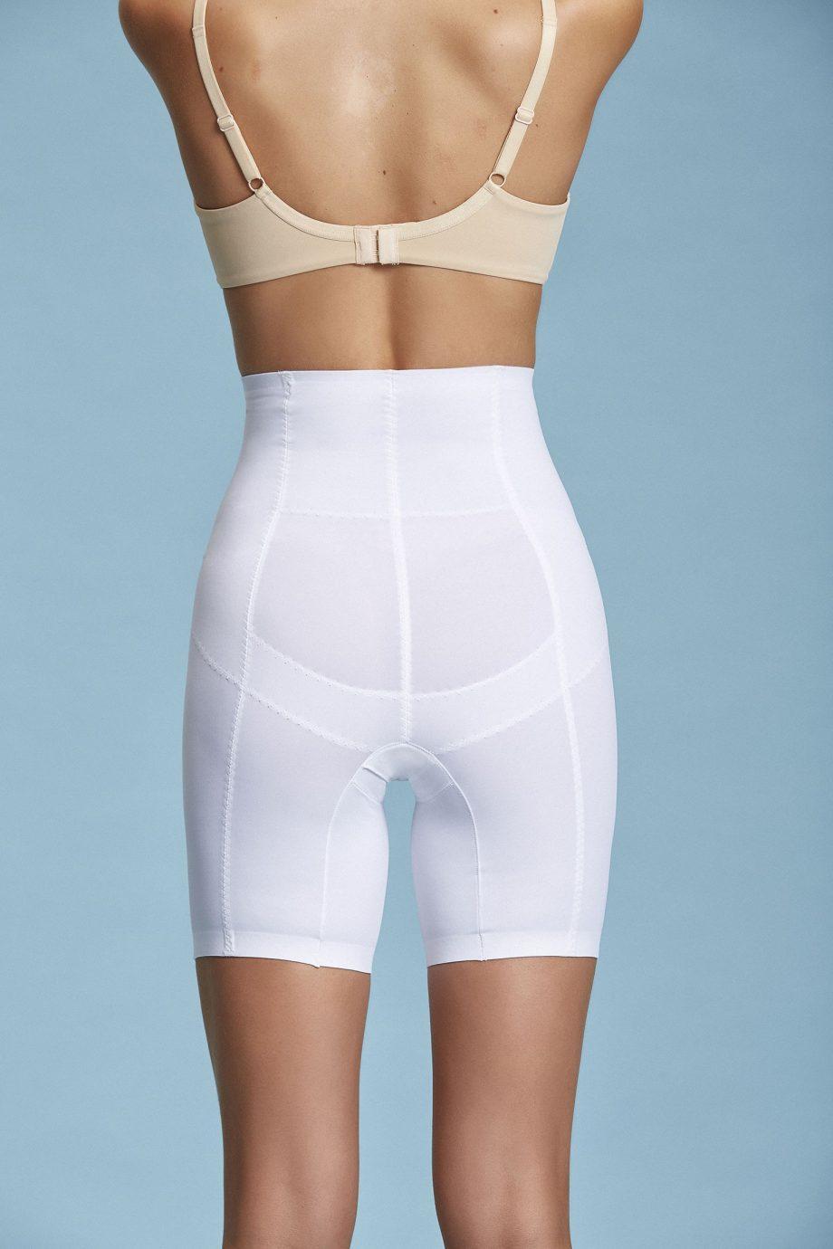 Pantaloncino modellante vita alta effetto push up