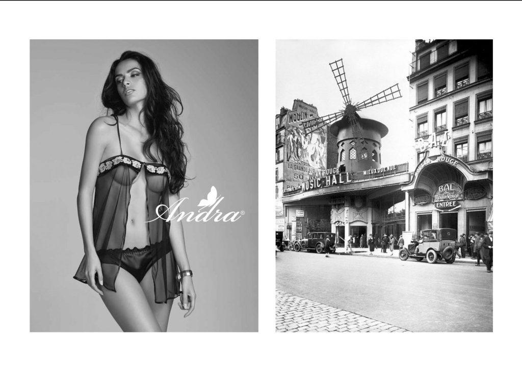 Parigi, Inaugurazione del Moulin Rouge