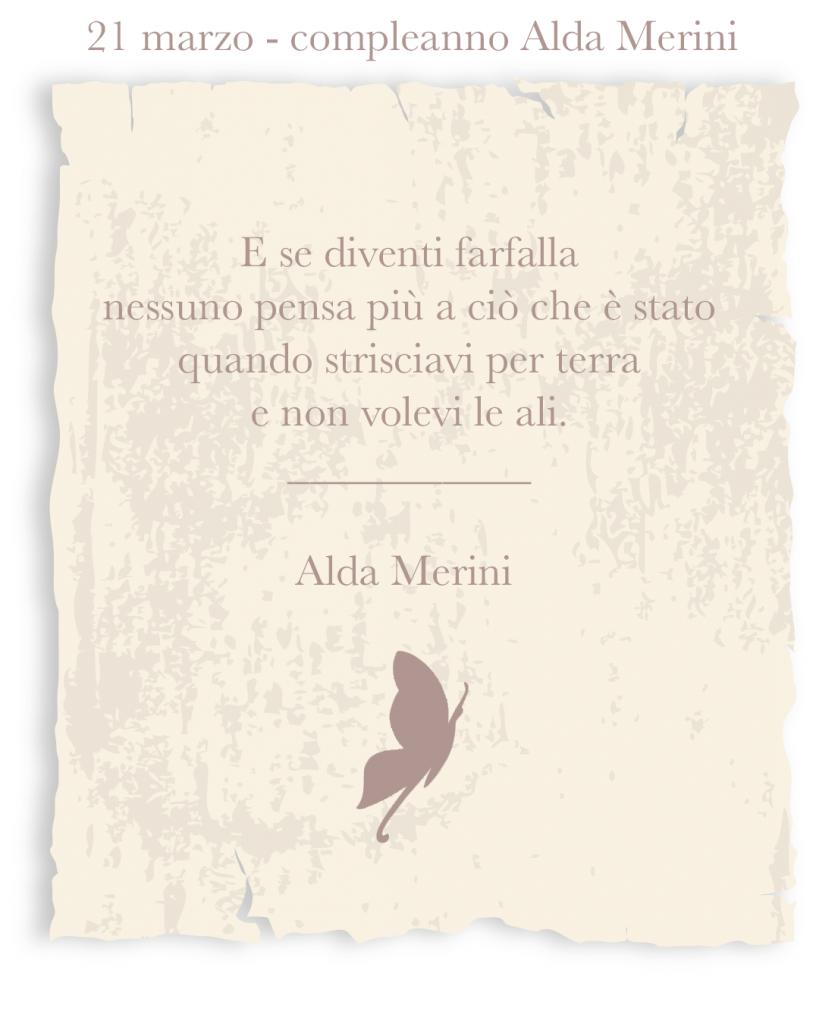 Compleanno Alda Merini